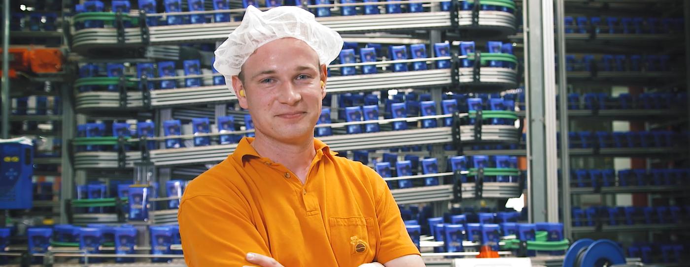 Maschinen- und Anlagenführer (m/w/i) - Job Sauerlach - Stellenangebote | J.J. Darboven