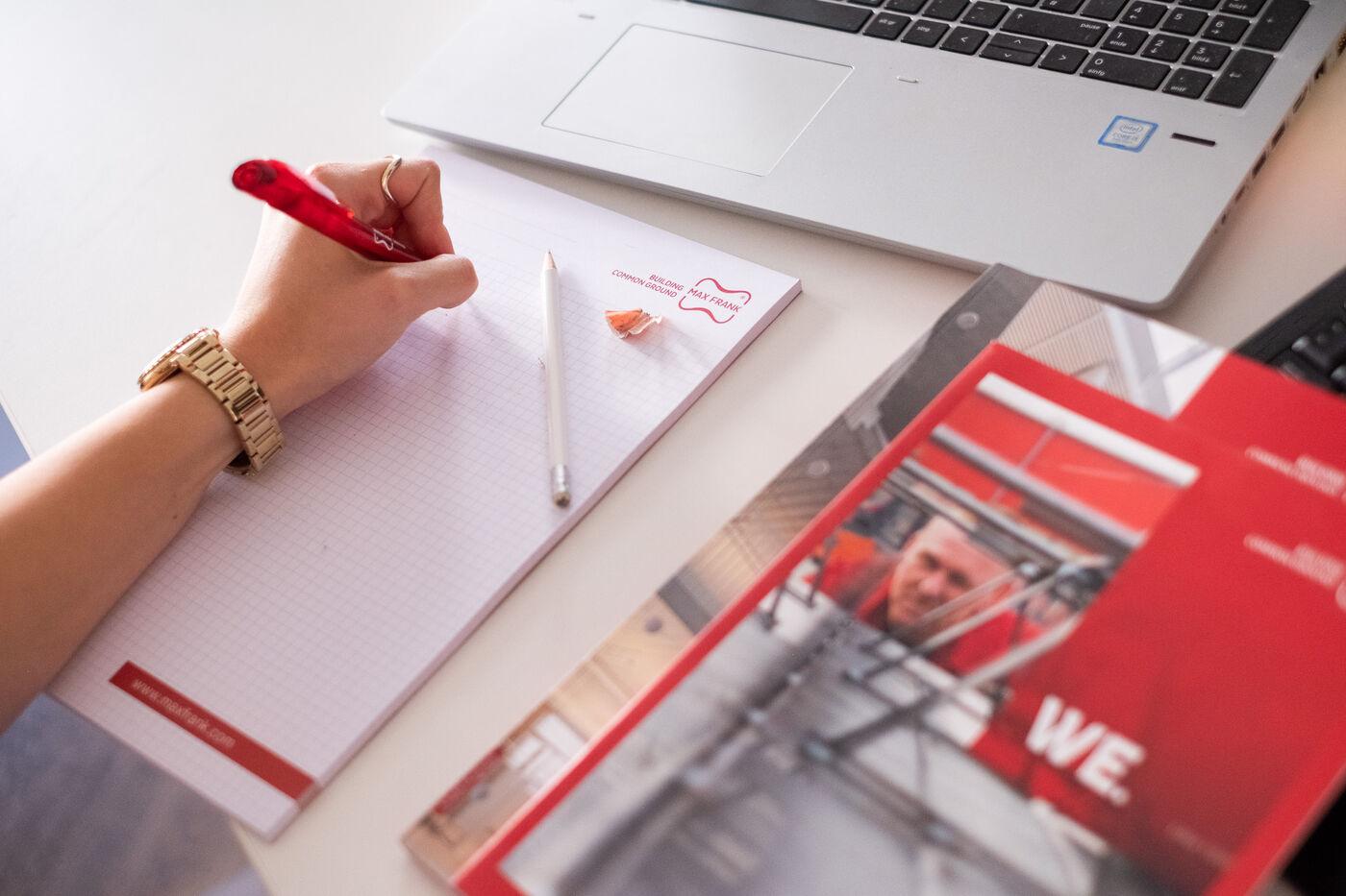 Initiativbewerbung Standort Pressig - Job - Application form
