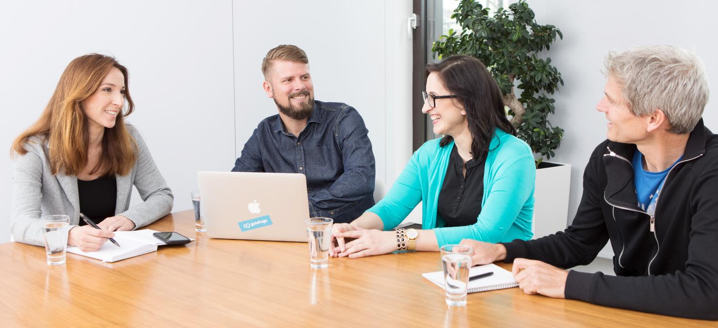 Fullstack Engineer (m/w/d) - Job München - gutefrage.net - Wir freuen uns auf Deine Bewerbung!