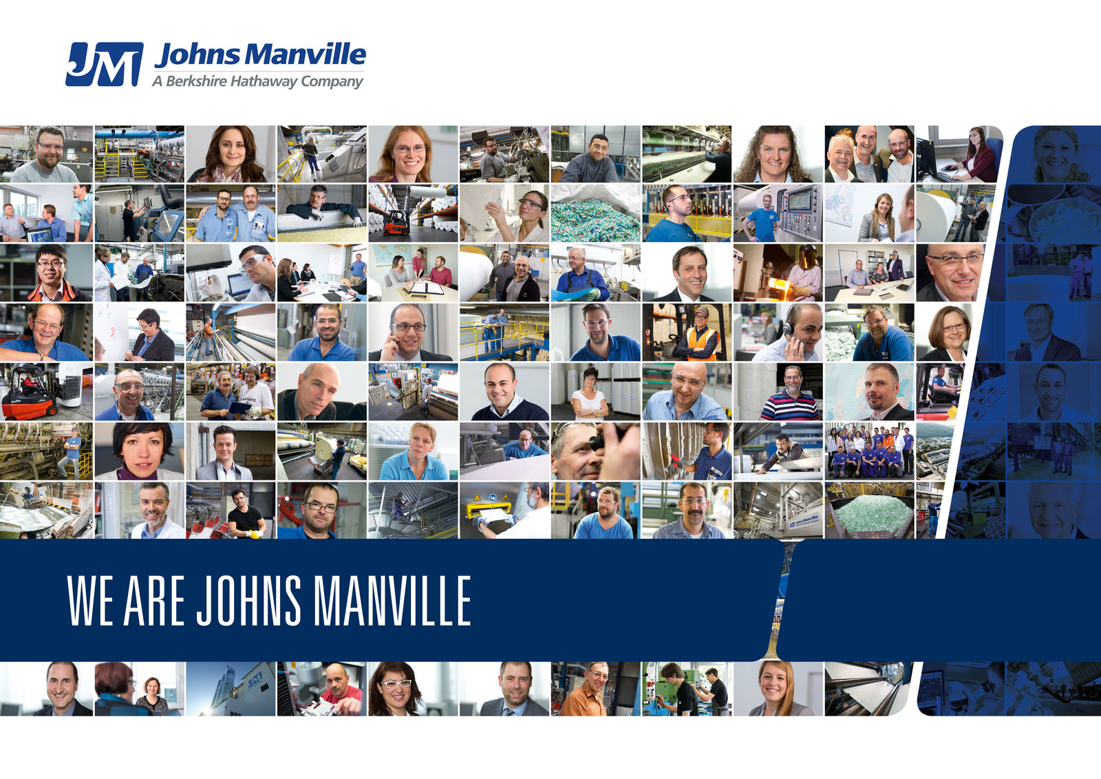 Initiativbewerbungen - Produktion (m/w/d) - Job - Karriere bei Johns Manville