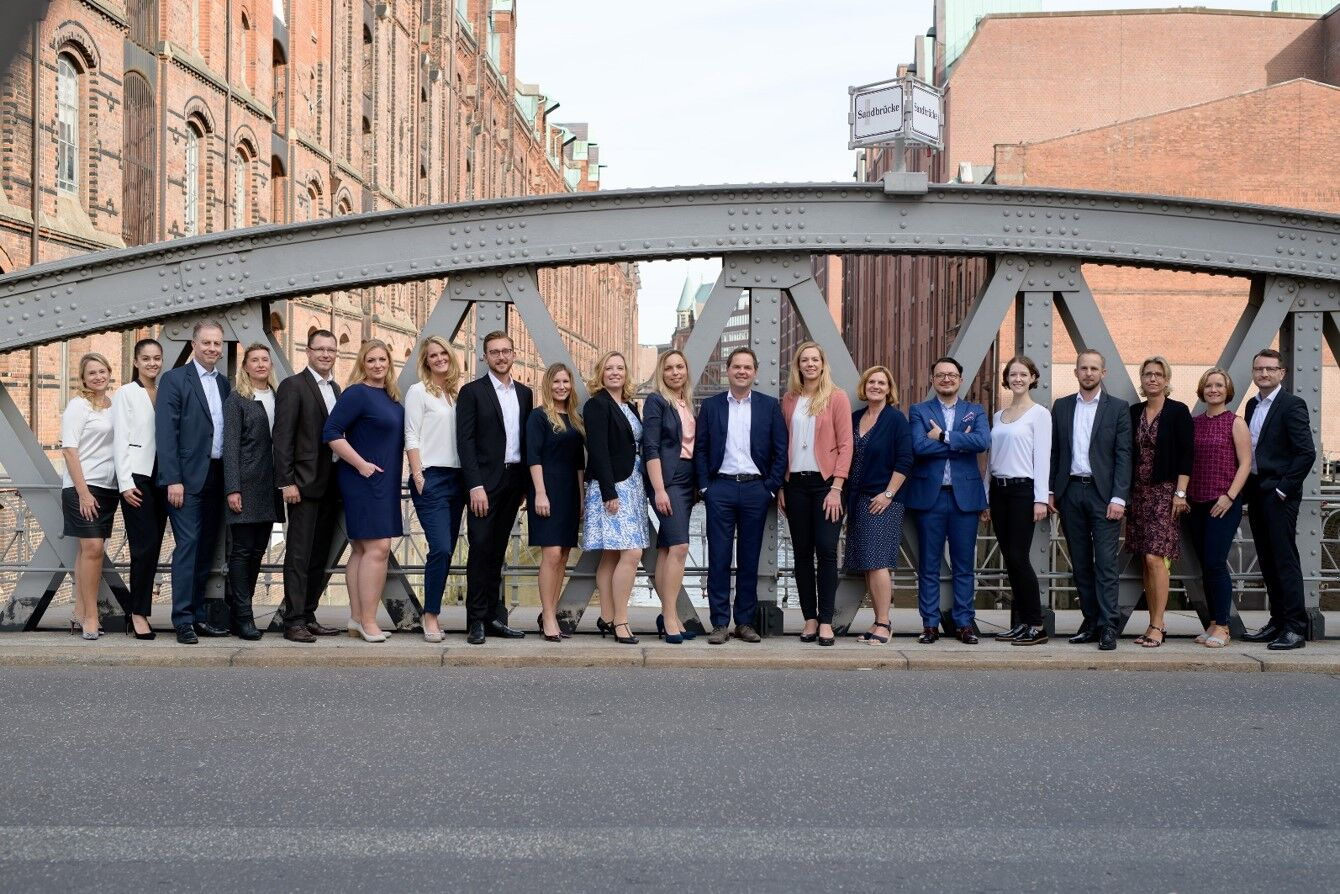 Teamassistenz Organisation im Bereich Wohnimmobilienverwalter - Job Hamburg - Karriere | Pantaenius