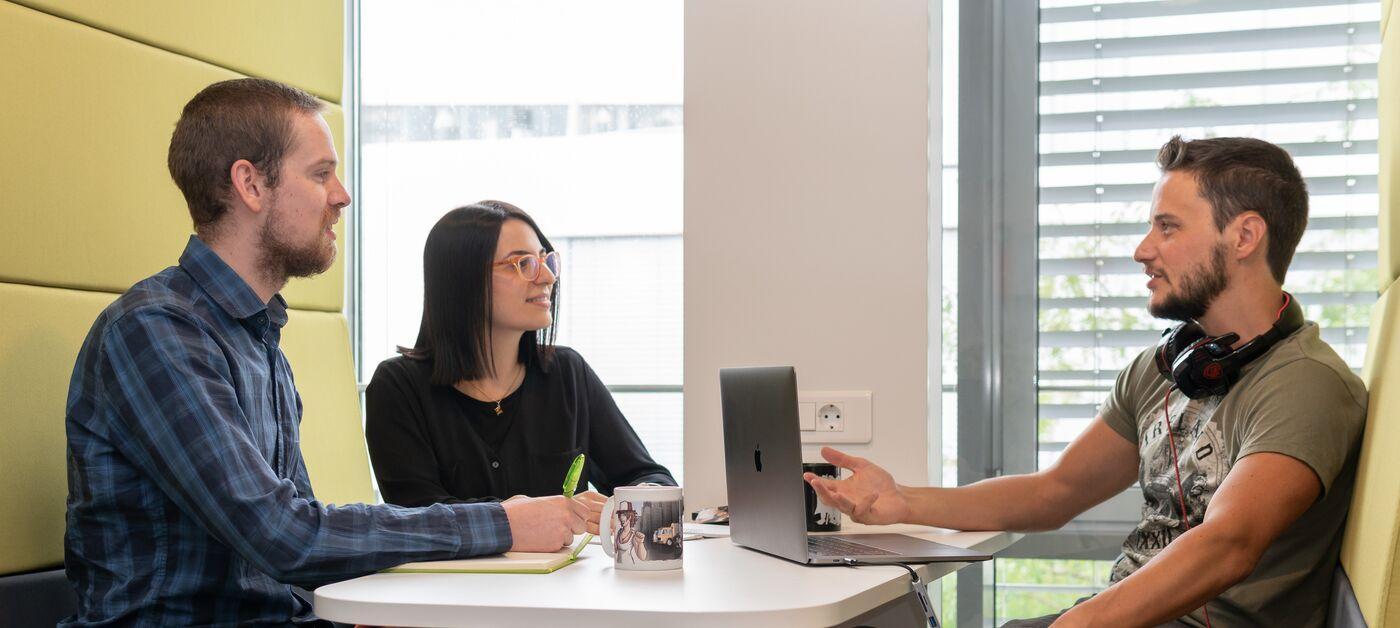 (Senior) Personalreferent / HR Business Partner (w/m/div) - Job München - Together in Games