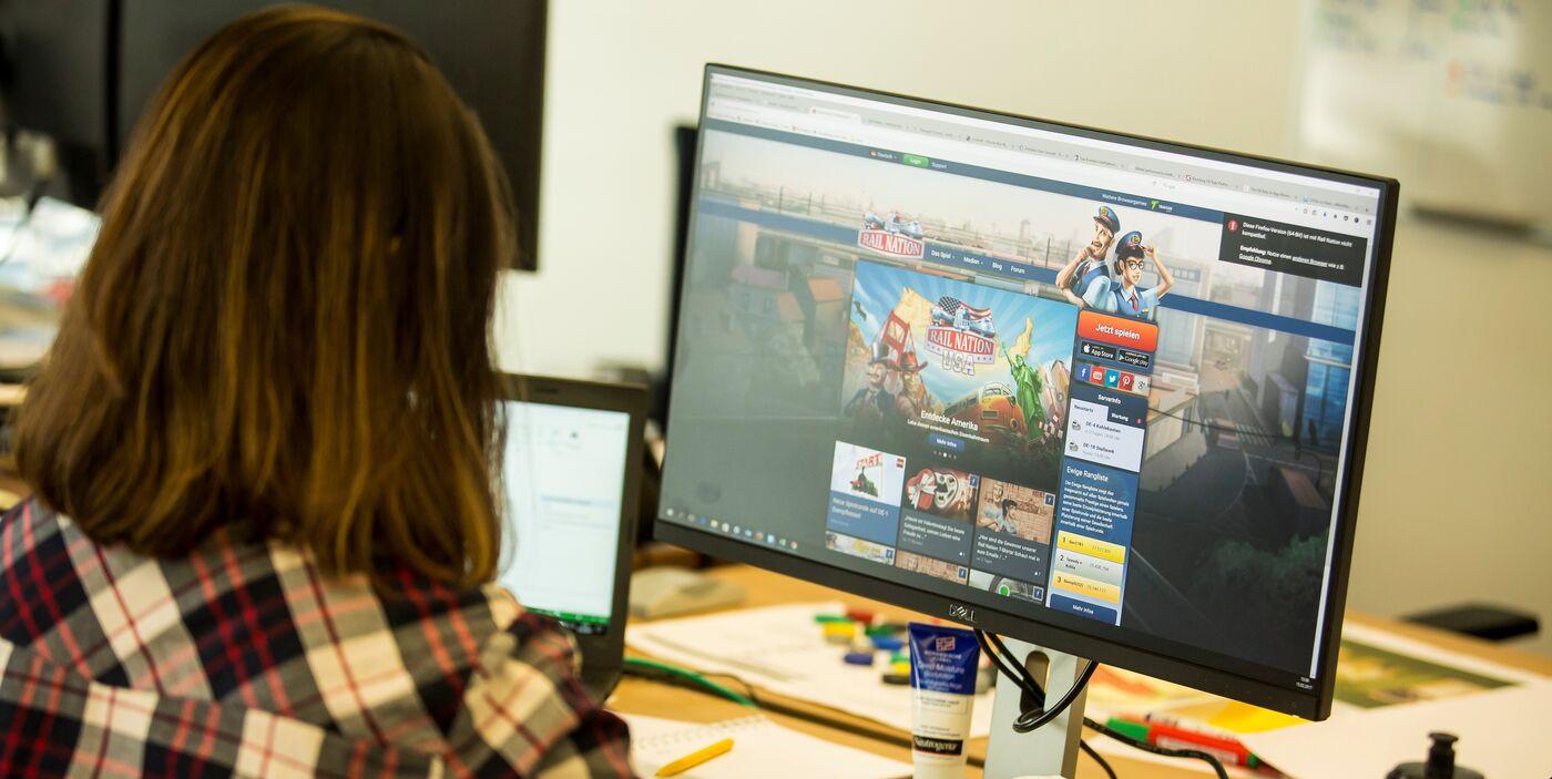 Performance Marketing / Digital Marketing Manager (f/m/div) - Job München - Together in Games - Application form