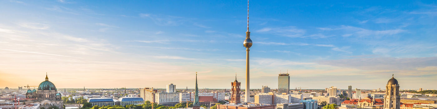 Admissions Manager - Job Berlin - Application form