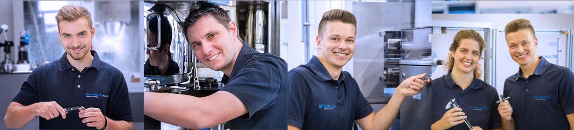 Ausbildung Mechatroniker (m/w/d) - Job Karlsruhe - Stellenangebote - Application form