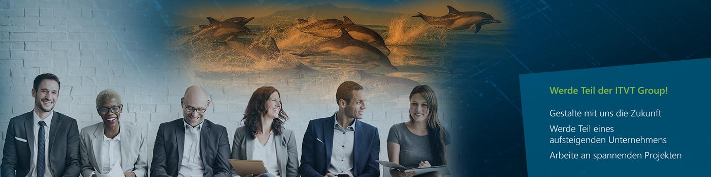 Duales Studium Business Intelligence (M.Sc.) in Kooperation mit der Steinbeis School of Management & Innovation (d/w/m) - Job München - Karriere bei ITVT Group