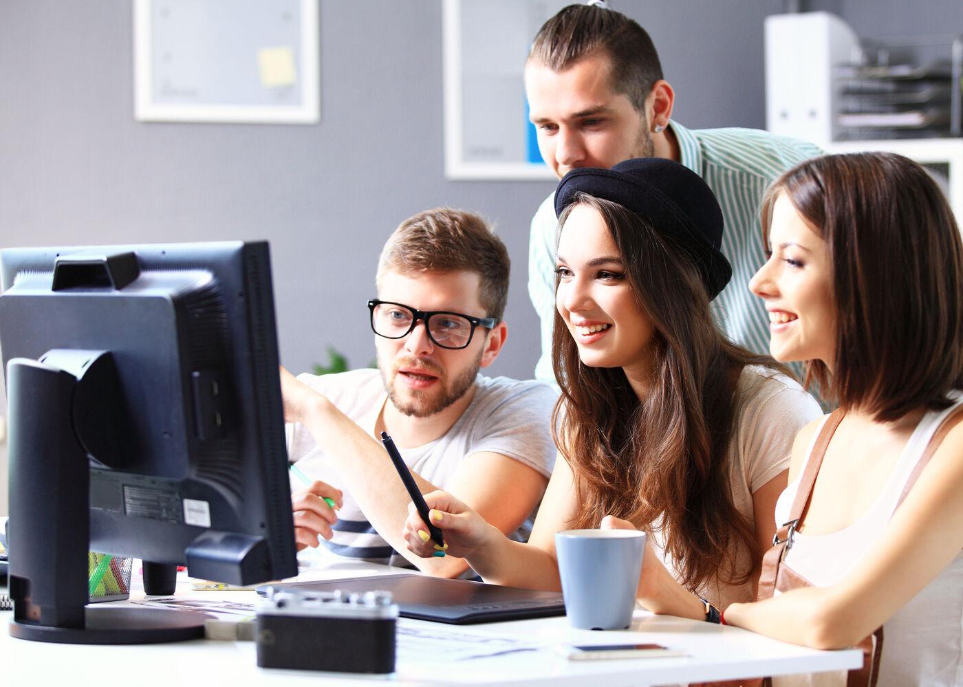 Praktikum Fachbereich Informatik, Wirtschafts-Informatik (m/w/d) - Job - Application form