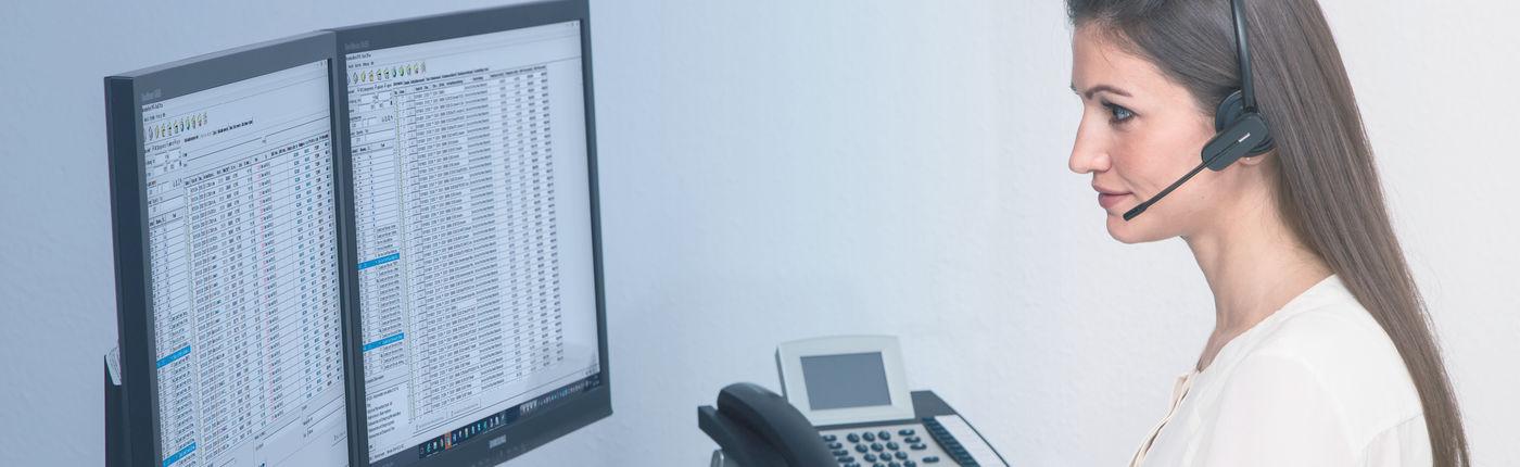 Sachbearbeiter in Vollzeit (m/w/d)  Schwerpunkt Auftragsvorbereitung - Job Hockenheim, Home office - Karriere bei aubex GmbH