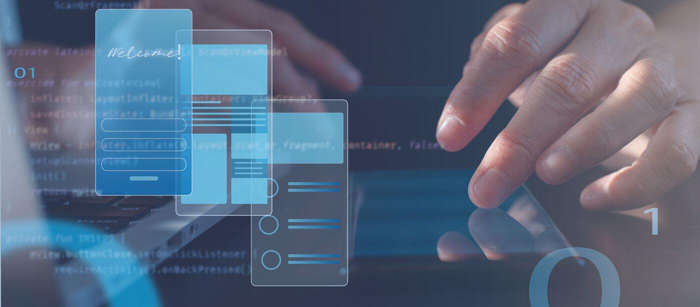 Frontend Developer (UI/UX) (m/w/d) - Job Hockenheim, Home office - Karriere bei aubex GmbH