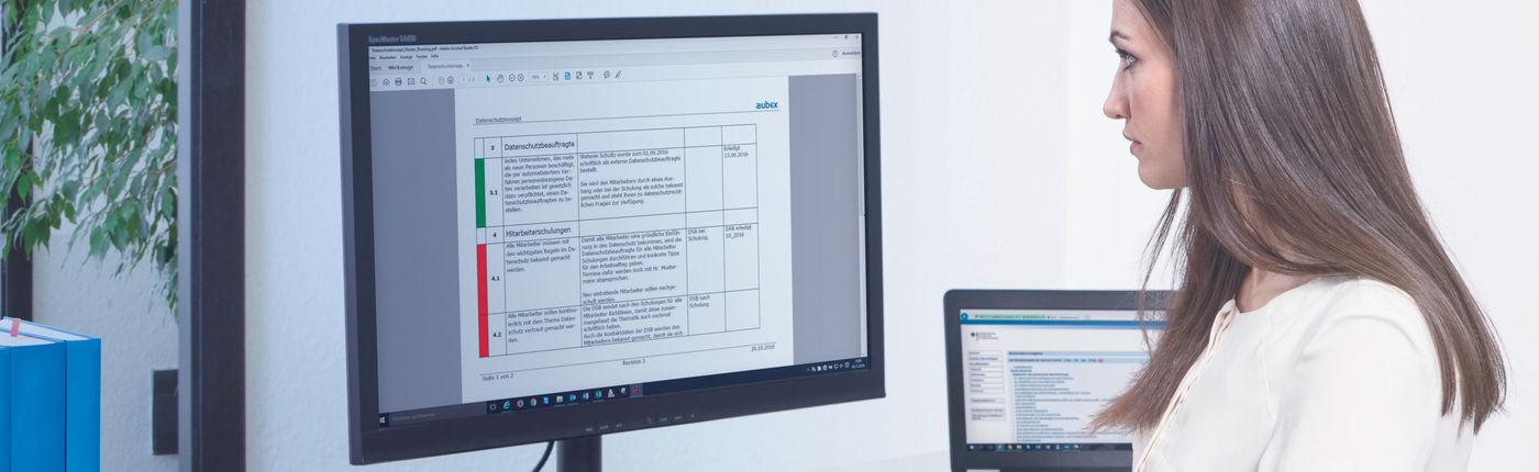 Datenschutzexperte (m/w/d) im Backoffice - Job Hockenheim - Karriere bei aubex GmbH - Post offer form