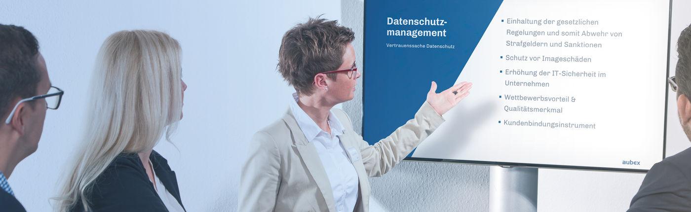 Berater im Datenschutz (m/w/d) - Job Hockenheim - Karriere bei aubex GmbH - Post offer form