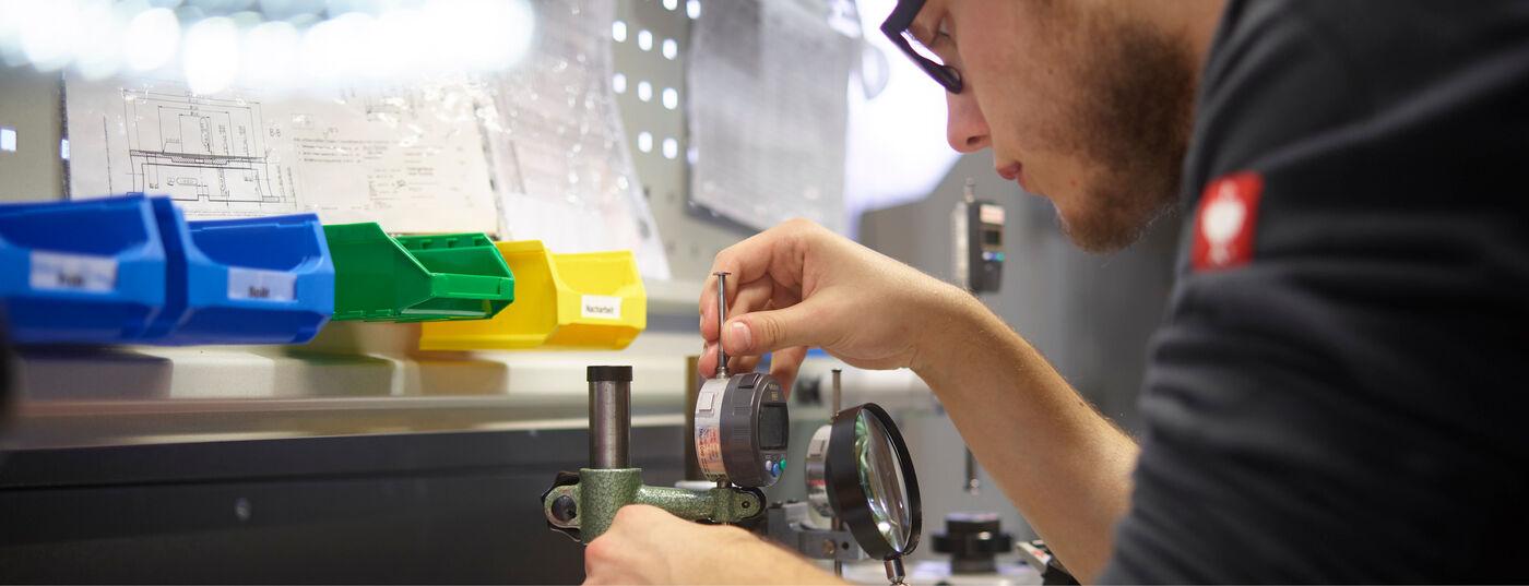 Mitarbeiter Qualitätssicherung (m/w/d) - Job Potsdam - Christoph Miethke GmbH & Co. KG - Application form