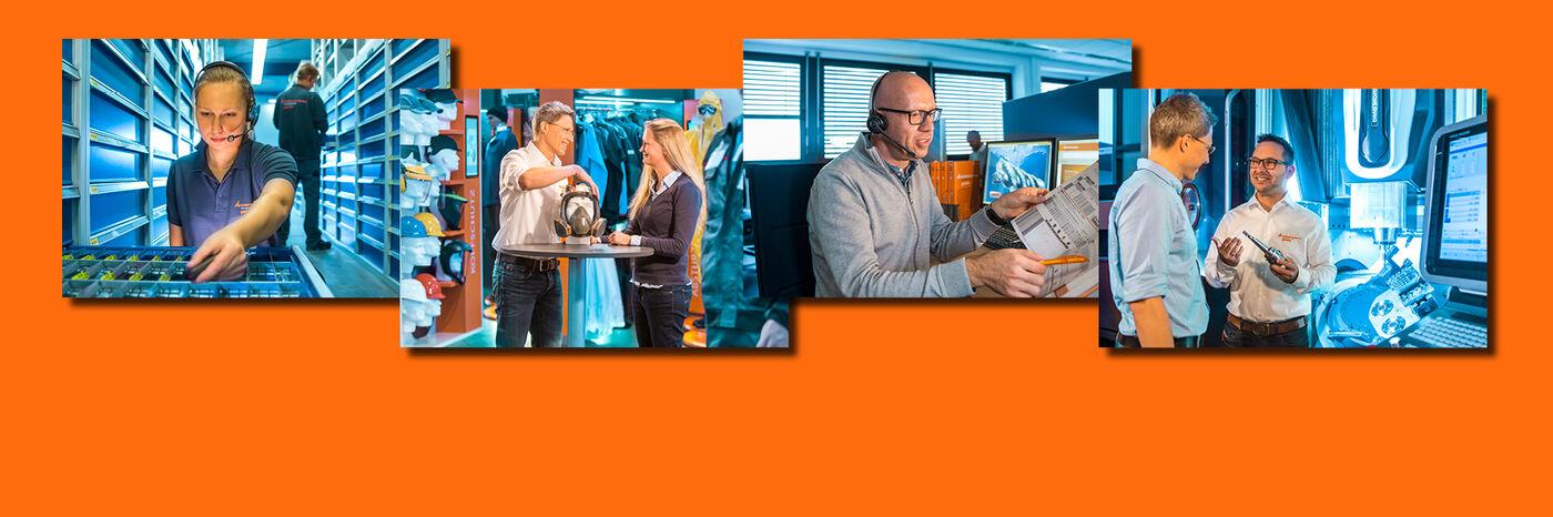 Vertriebsinnendienst Deutschland - Job Köln - Bewerben bei Gödde - Application form