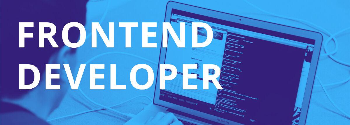 (Senior) Frontend Developer (m/w/d) - Job Dortmund, Home office - Karriere bei sparqs - Application form