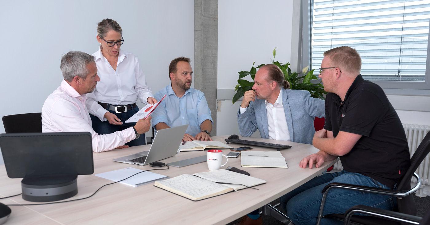 AUSSENDIENSTMITARBEITER KÄLTE (M/W/D) - Job - Hotmobil Deutschland GmbH - Karriereportal