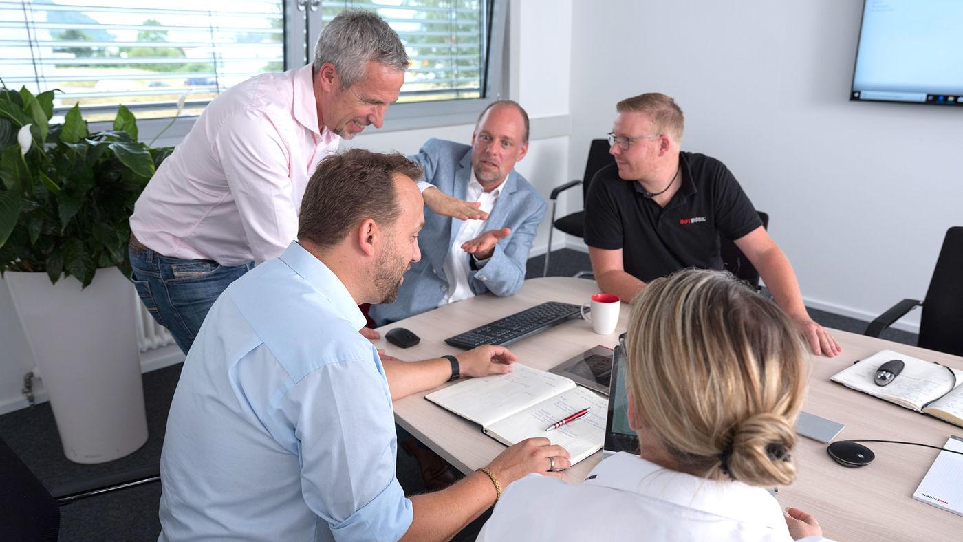 REFERENT BUSINESS DEVELOPMENT (M/W/D) - Job Gottmadingen - Hotmobil Deutschland GmbH - Karriereportal