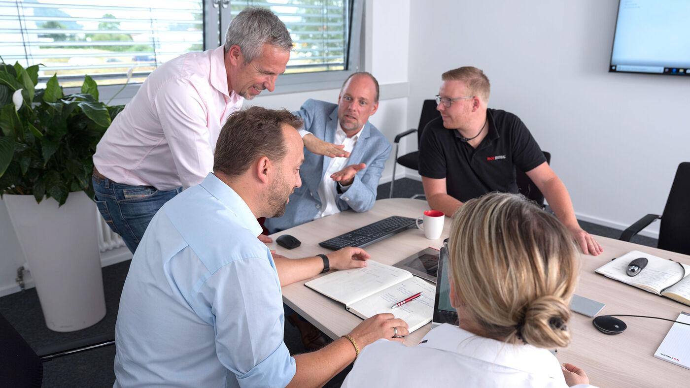 AUSSENDIENSTMITARBEITER  - REGION NORD (M/W/D) - Job Stelle - Hotmobil Deutschland GmbH - Karriereportal - Application form