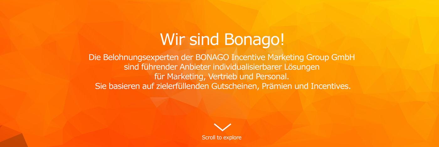 Karriere bei BONAGO