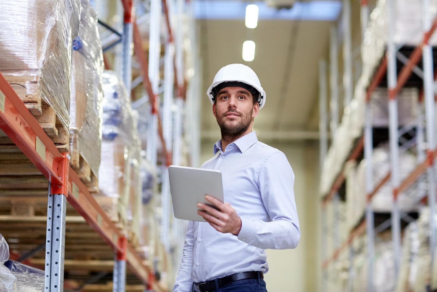 Kommissionierer / Lagermitarbeiter (m/w/d) - Job Stolberg - Jobs bei Discovergy - Application form