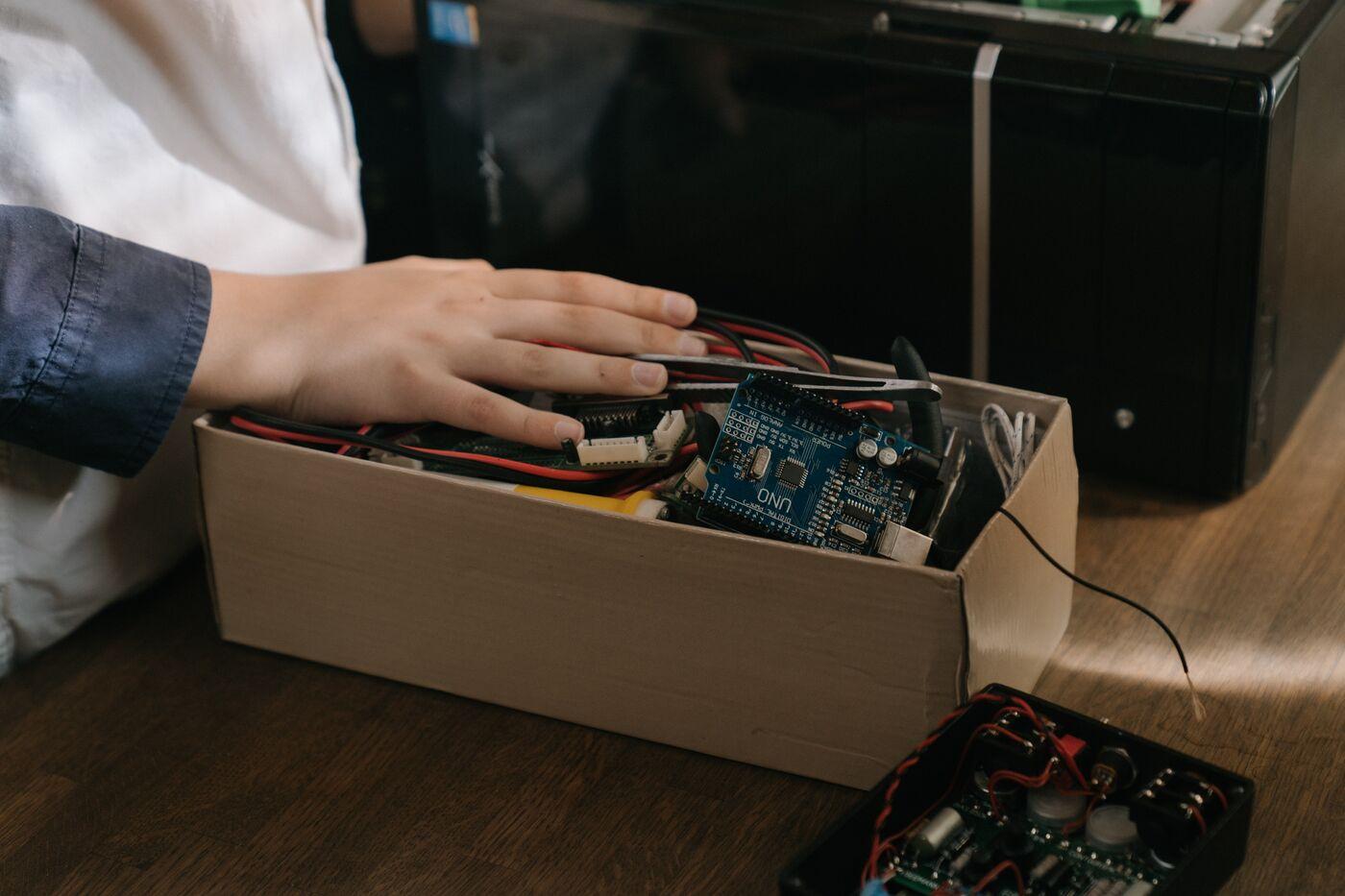 Auszubildender Elektroniker für Informations- und Systemtechnik - Job Hösbach - Jobs bei KAITEC GmbH