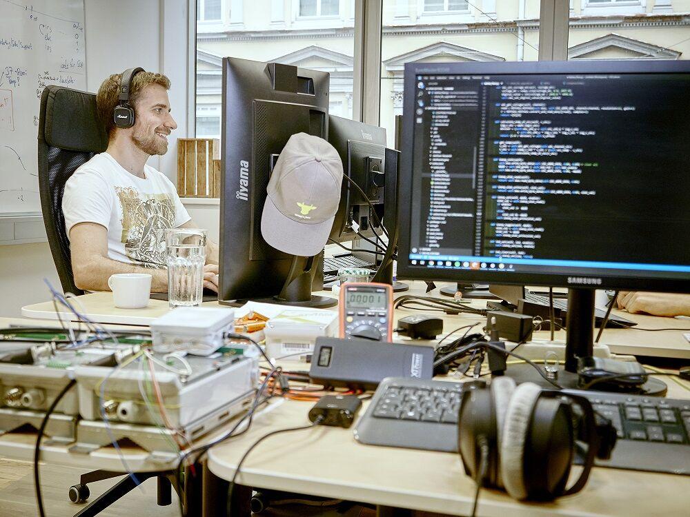 Senior Software Developer (F/M/D) - Job Graz - smaXtec career