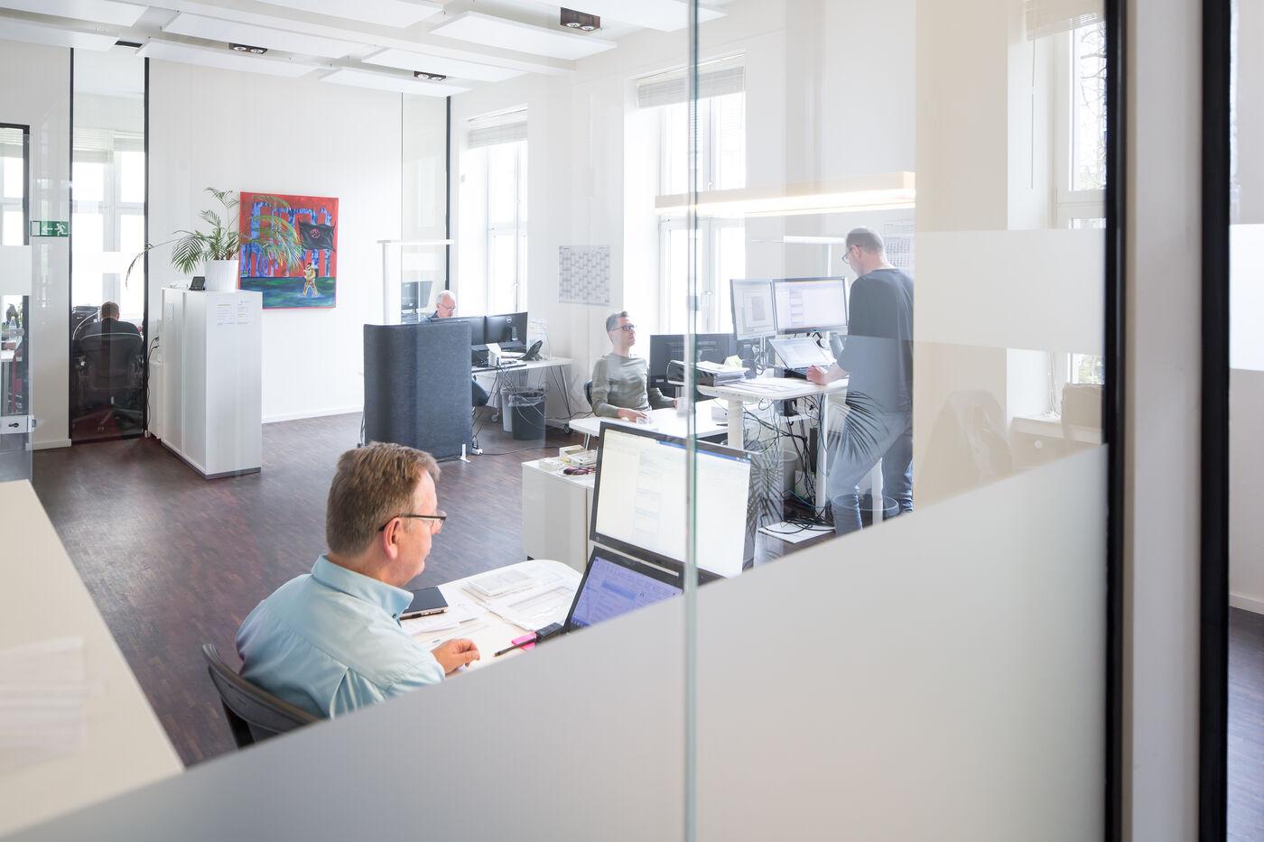 IT-System-Kaufmann (m/w/d) als Mitarbeiter im Projektmanagement in Vollzeit am Firmensitz in Witten - Job Witten - Crosscan Jobs