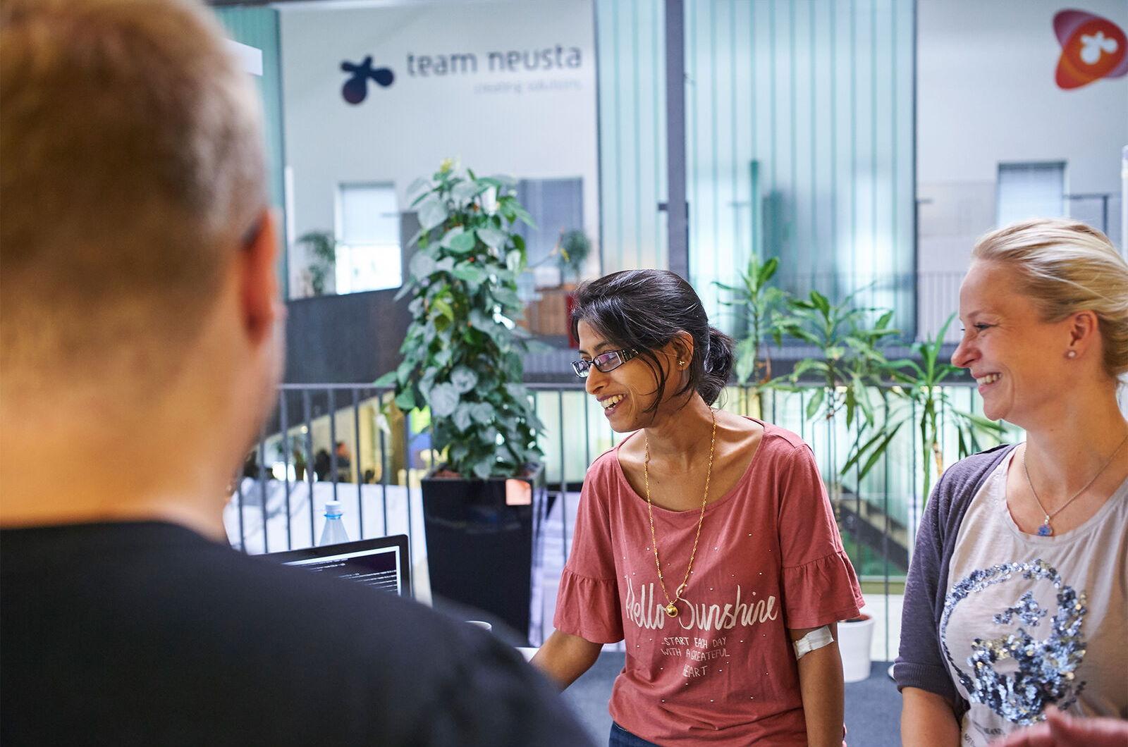 Agile:r Consultant Salesforce Sales Cloud (d/w/m) <br> - in Voll- oder Teilzeit - - Job Bremen - Jobs | team neusta Karriereportal