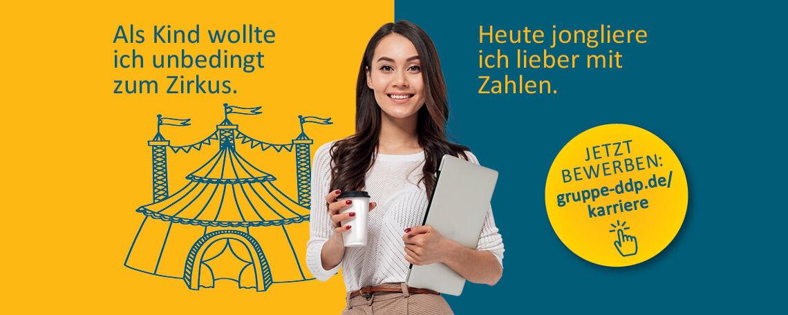 Auszubildender Steuerfachangestellter (m/w/d) - Job Koblenz - Karriereportal der Gruppe Dr. Dienst & Partner - Application form