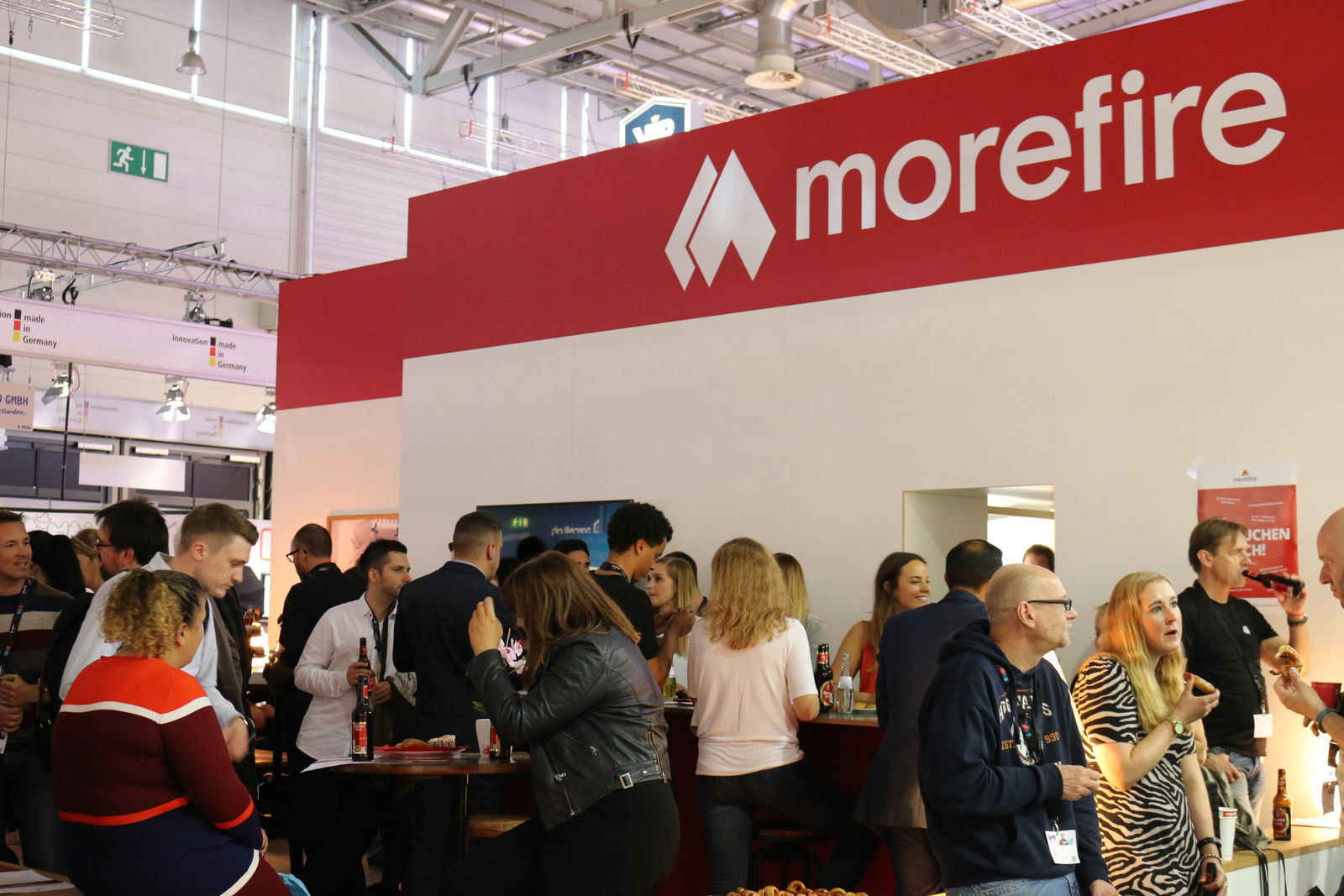 International Account Director (m/w/d) - Job Köln - Deine Karriere bei morefire