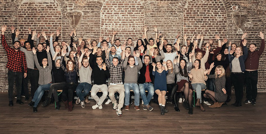 Werksstudent Grafik (m/w/d) - Job Köln - Deine Karriere bei morefire - Post offer form