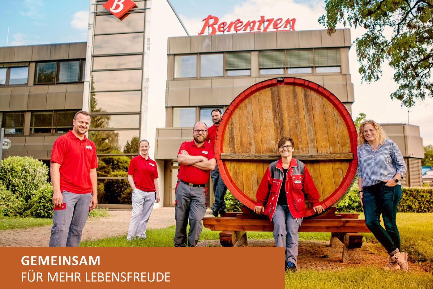 Sachbearbeiter Einkauf (w/m/d) - Job Minden, Homeoffice - Karriere bei Berentzen