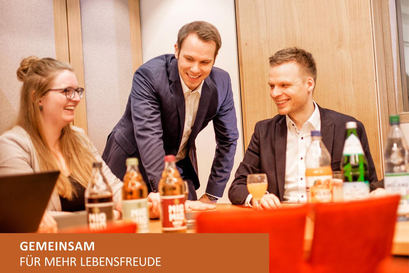 Regionaler Key Account Manager Marke LEH (w/m/d) - Job Haselünne, Homeoffice - Karriere bei Berentzen