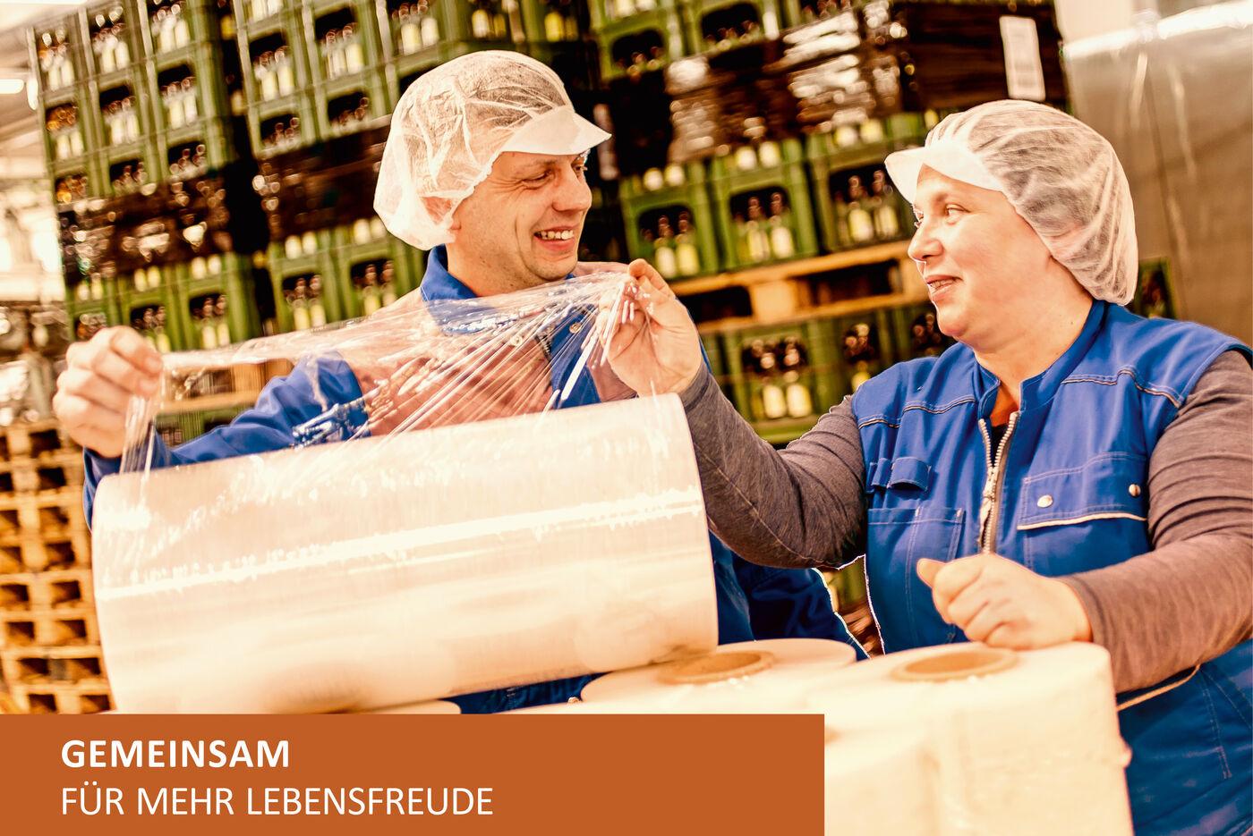 Mitarbeiter Produktion Grüneberg (w/m/d) - Job Löwenberger Land - Karriere bei Berentzen - Application form