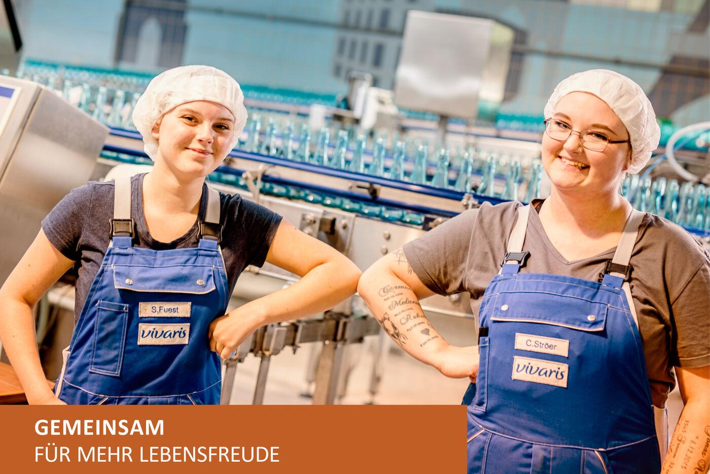 Ausbildung zum Maschinen- und Anlagenführer (w/m/d) - Job Minden, Haselünne - Karriere bei Berentzen