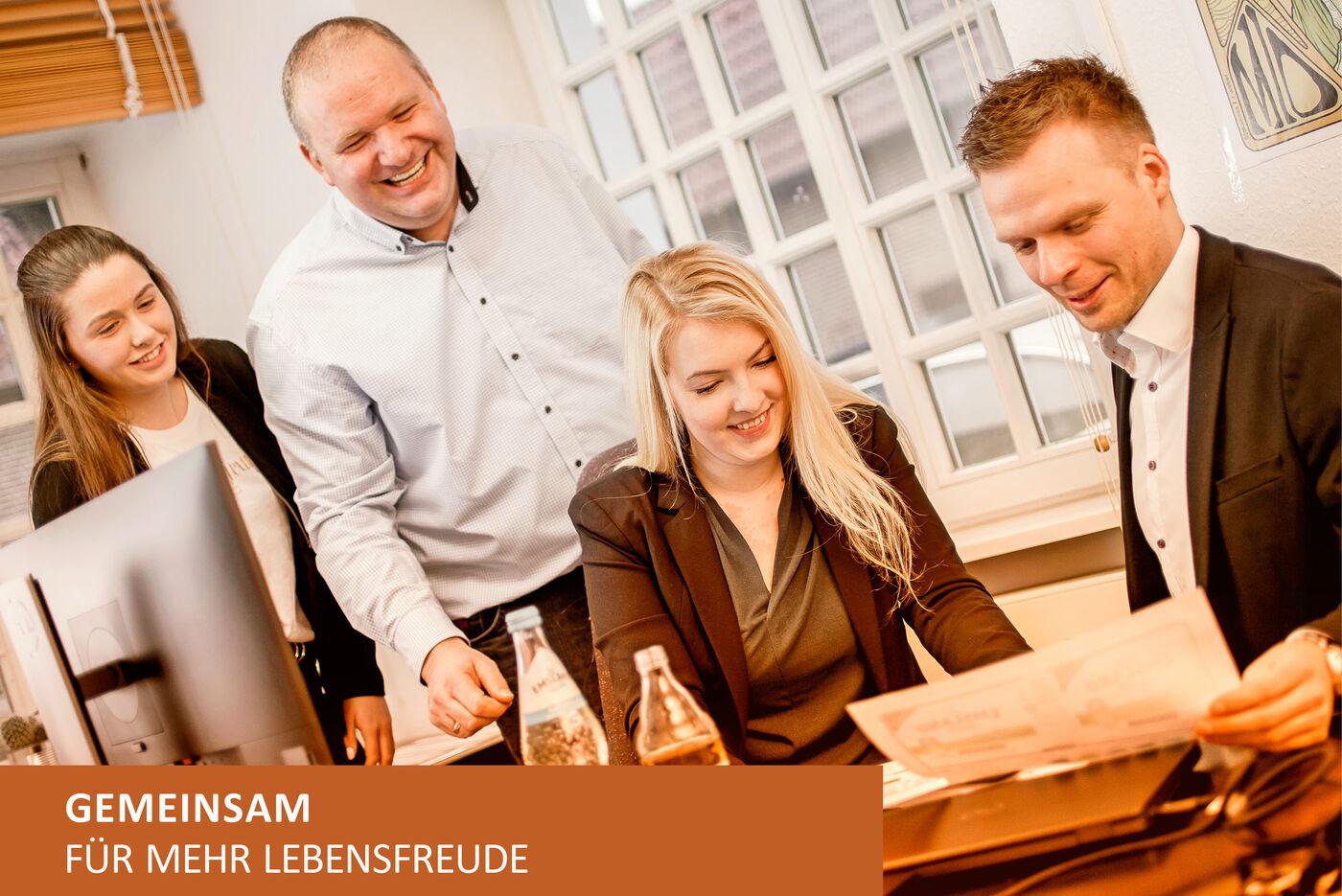 Mitarbeiter Key Account Service (w/m/d) - Job Minden, Home office - Karriere bei Berentzen