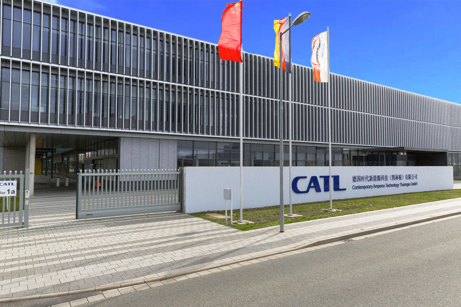 Experte Logistiksysteme (m/w/d) - Job Arnstadt - Karriere bei CATL