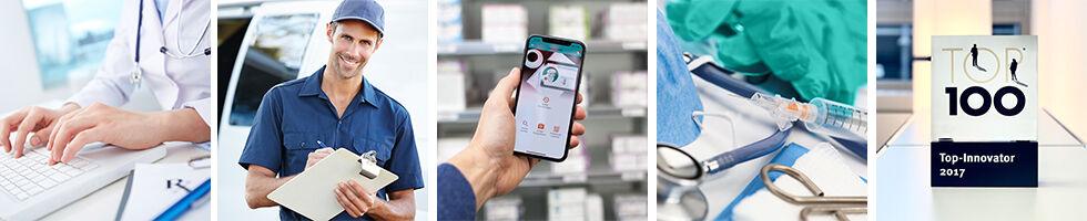 Außendienstmitarbeiter Medizinprodukte (m/w/d) Nordbayern - Job - Jobs bei der aescoLOGIC GmbH - Application form