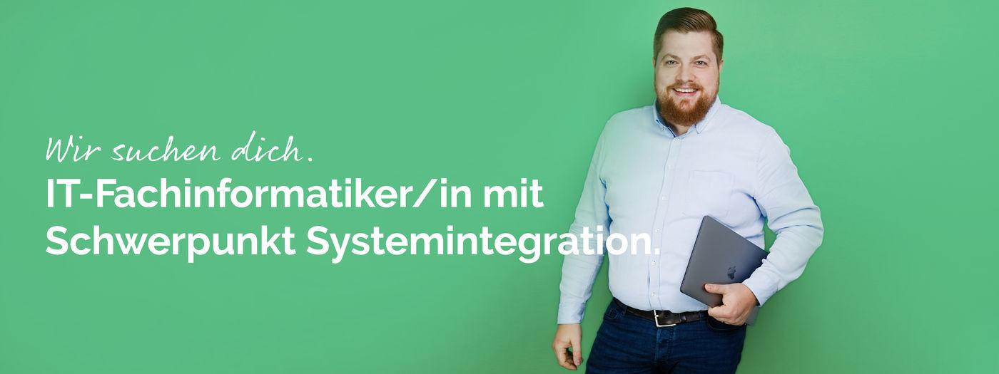 Azubi IT-Fachinformatiker/in mit Schwerpunkt Systemintegration (m/w/d) - Job Hilden - Frings Karriereportal