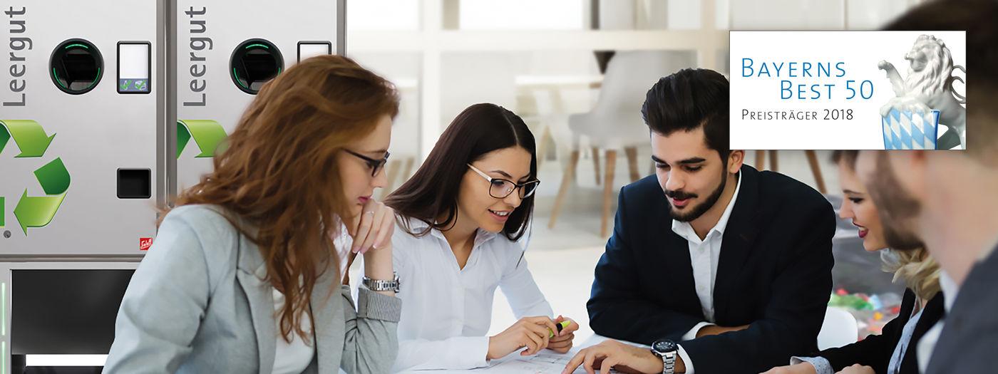 Sales-Manager Rücknahmesysteme Export (m/w/d) - Job Home office - Sielaff Stellenangebote - Post offer form