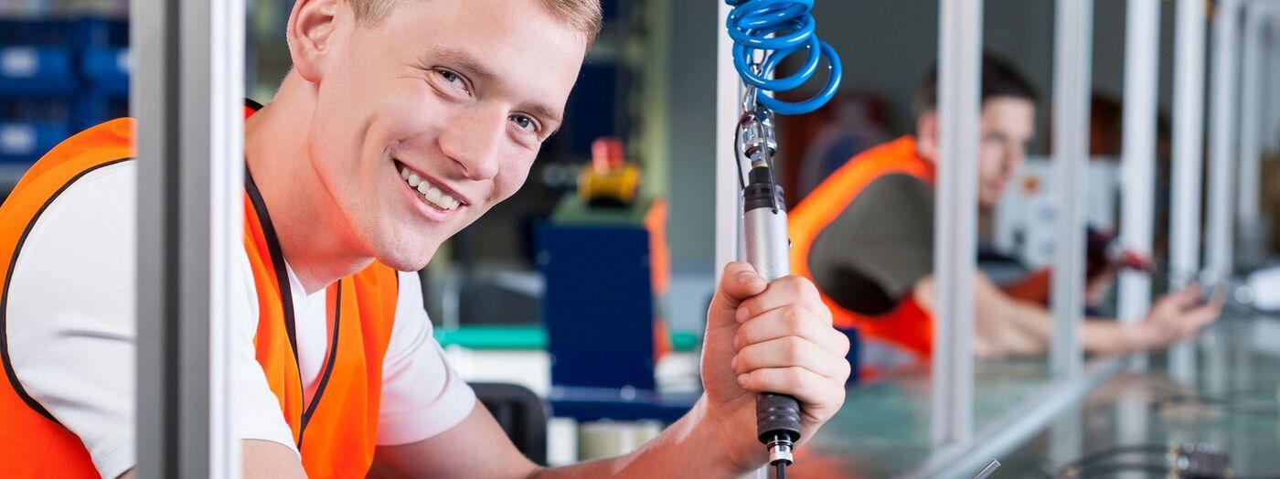 Montagemitarbeiter (m/w/d) Automaten - Job Herrieden - Sielaff Stellenangebote