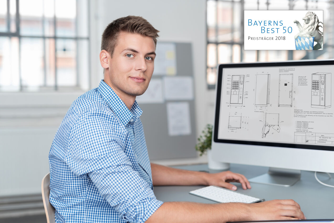 Entwicklungsingenieur / Konstrukteur (m/w/d) - Job Herrieden - Sielaff Stellenangebote