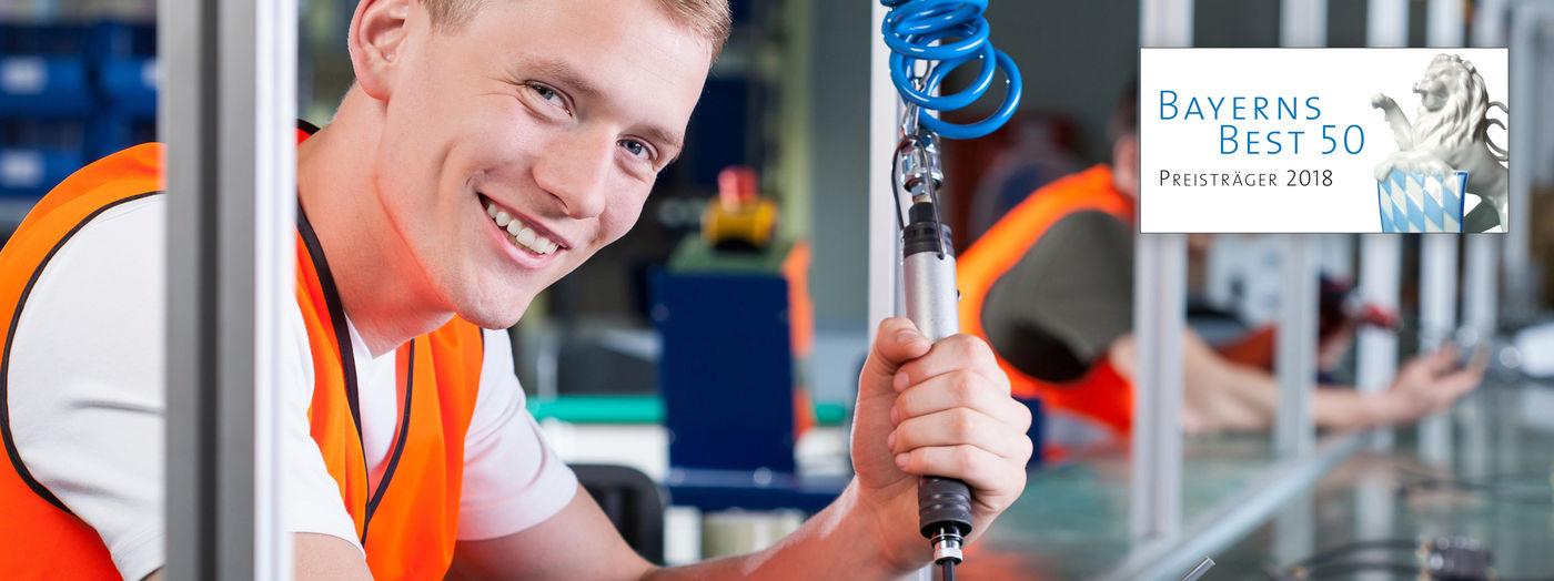 Folienbeschichter Produktion (m/w/d) - Job Herrieden - Sielaff Stellenangebote - Post offer form
