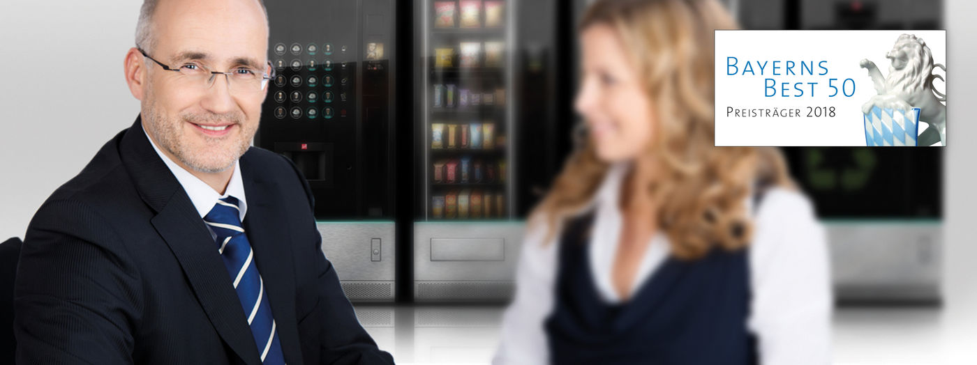 Regionalverkaufsleiter Vending (m/w/d) für Nord-West-Deutschland - Job Herrieden, Home office - Sielaff Stellenangebote - Post offer form