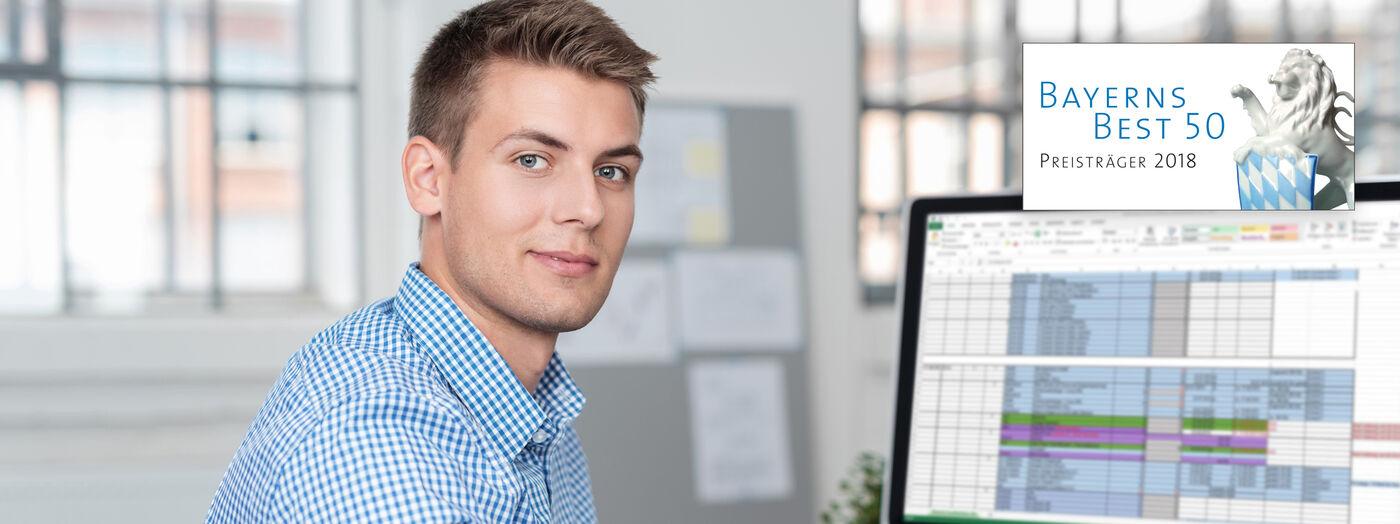 Vertriebscontroller (m/w/d) - Job Herrieden - Sielaff Stellenangebote