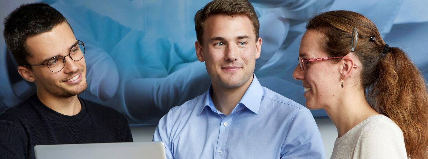Initiativbewerbung - Job Planegg - Career@LEUKOCARE AG