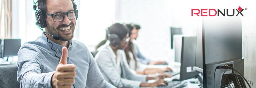 Mitarbeiter/in Telemarketing / Telesales / Sales Consultant (m/w/d) - HANNOVER - Job - Karriere bei REDNUX