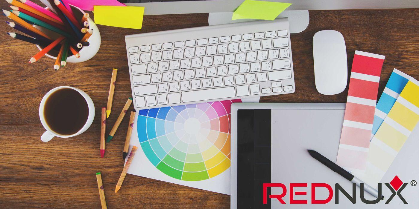 Frontend/UX Designer (w/m/d) - Job Hannover - Karriere bei REDNUX