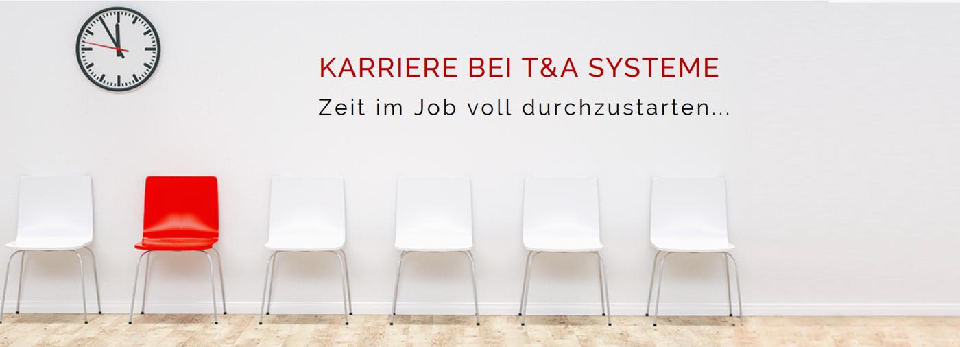 Initiativbewerbung - Job Hattingen - T&A SYSTEME   Jobportal - Post offer form