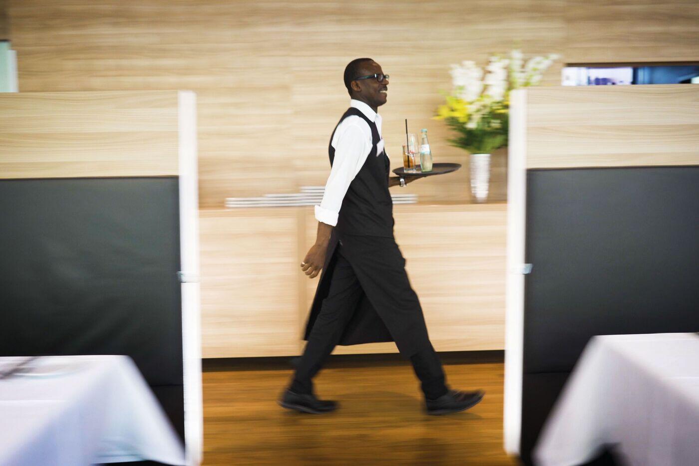 Servicekraft Restaurant & Bankett(m/w/d) - Job Berlin - Jobs bei Seminaris Hotels - Application form