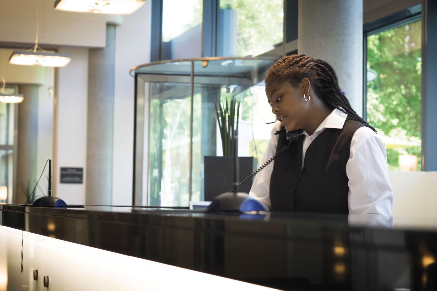 Front Office Agent (m/w/d) - Job Berlin - Jobs bei Seminaris Hotels - Application form